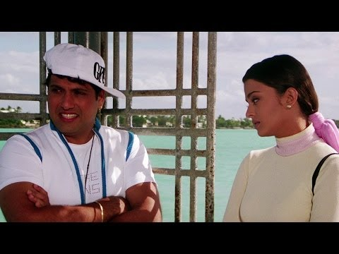 Govinda Upset With Aishwarya - Albela
