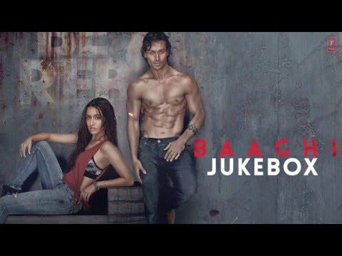BAAGHI Full Movie Songs | JUKEBOX