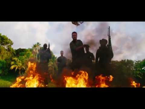 The Losers : 2010 : Movie Trailer
