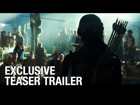 The Hunger Games: Mockingjay Part 1 - Teaser Trailer