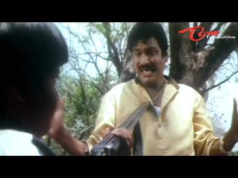 Kota Srinivasa Rao's Gun Missing ,Comedy Scene At Park
