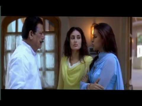 Chup Chup Ke - Neha and Kareena Kapoor Blackmails Om Puri