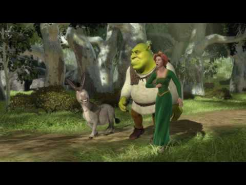10 Years of Shrek: Gone with the Wind