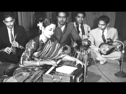 Aate hain mere ghar mein : Geeta Roy : Film - Imtihan (1949)