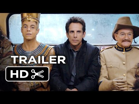 Night at the Museum: Secret of the Tomb Official Trailer 1 (2014) - Ben Stiller Movie HD