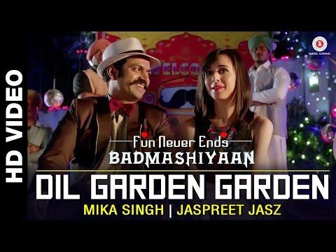 Garden Garden Gave Official Video | Badmashiyaan | Mika Singh & Jaspreet Jasz