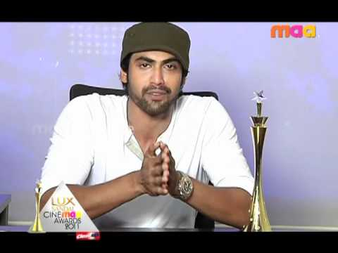 Best Debut Actor Male - Rana Daggubati (Leader)