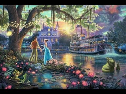 The Princess and the Frog - Part 1