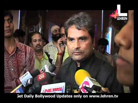 Vishal Bharadwaj Takes A Break!