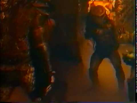 Leaked scene from the new Predators Movie!