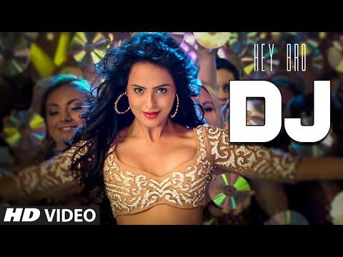 'DJ' Video Song | Hey Bro | Sunidhi Chauhan, Feat. Ali Zafar