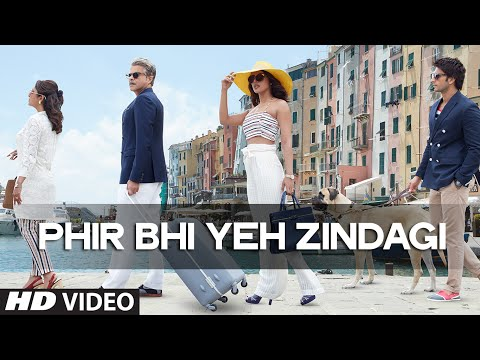 'Phir Bhi Yeh Zindagi' VIDEO Song | Dil Dhadakne Do | T-Series