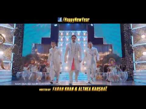 Happy New Year | Official Telugu Trailer | Shah Rukh Khan | Deepika Padukone