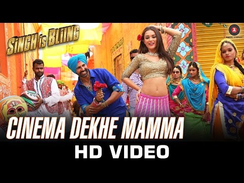 Cinema Dekhe Mamma | Singh Is Bliing | Akshay Kumar - Amy Jackson