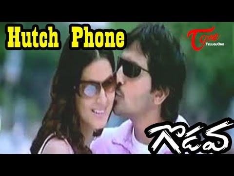Godava Songs - Hutch Phone - Shraddha Arya - Vaibhav