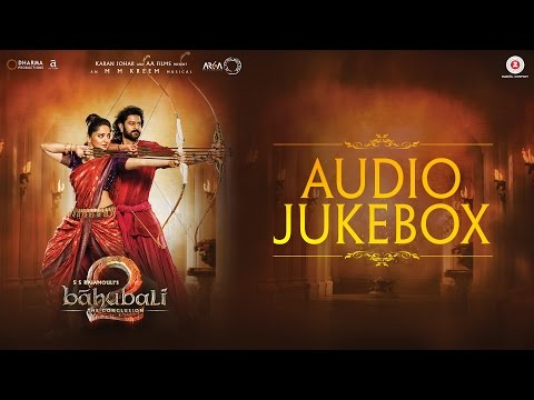 Bahubali 2 The Conclusion - Full Movie Audio Jukebox | Prabhas & Anushka Shetty | M.M.Kreem | HINDI