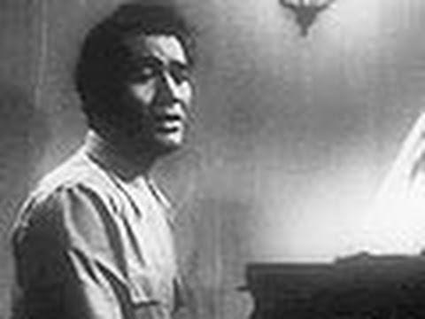 Aai Jane Jigar Dil Main Samane Aaja - Classic Bollywood Song - Dev Anand & Madhubala - Aaram