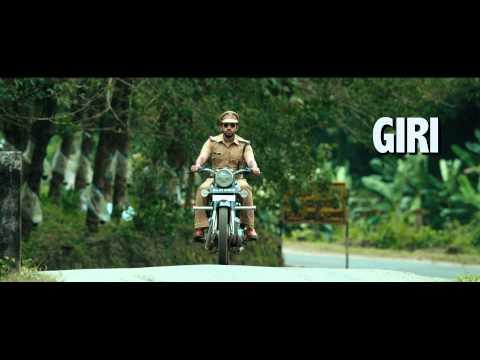 Ohm Shanthi Oshaana Official Trailer