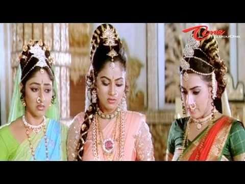 Pandurangadu - Emani Aduganu - Bala Krishna - Telugu Song