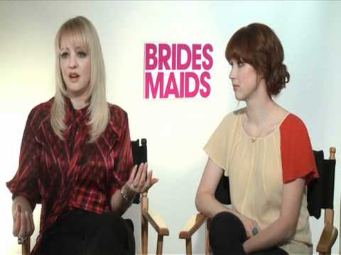 Bridesmaid Exclusive Interview