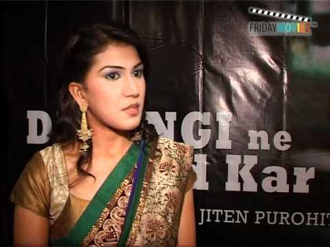 'Diwangi Ne Had Kar Di' Music Launch!!