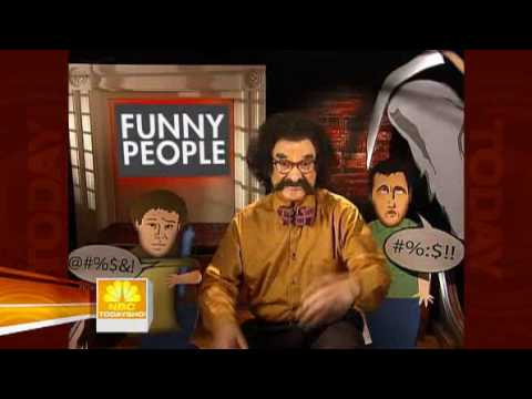 Funny People Movie Review (Gene Shalit) The Today Show