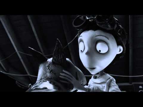 Frankenweenie 'Homage' Trailer