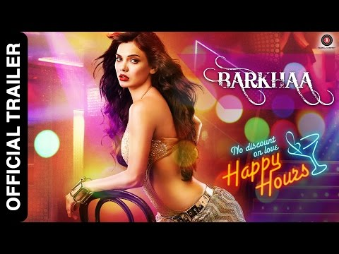 Barkhaa Official Trailer   Sara Loren & Taaha Shah