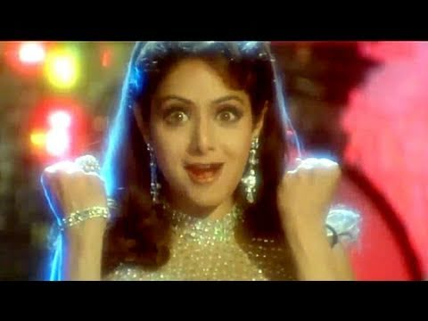 Mujhe Tune Chua Hai Nadhin Dhinna - Sridevi, Anil Kapoor, Mr Bechara Song