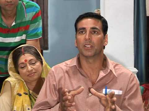 Akshay Kumar back on TV for Khatta Meetha