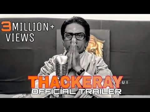 THACKERAY The Film Official Teaser (Hindi) | 23 Jan 2019