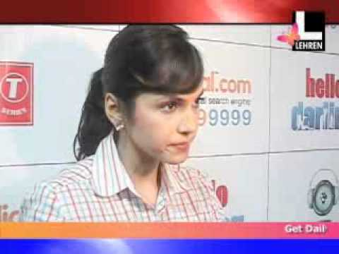Gul Panag Promotes 'Hello Darling'
