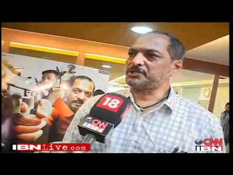 Nana Patekar talks about his role in 'Shagird'