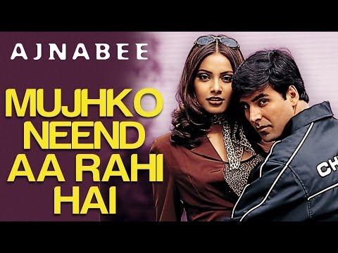 Kareena Kapoor & Akshay Kumar's Sensuous Hit - Mujhko Neend (Ajnabee)| HQ