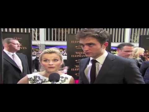 Red Carpet Premiere of Water For Elephants