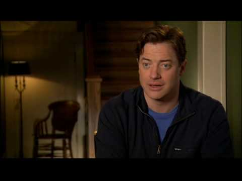 Brendan Fraser Discusses EXTRAORDINARY MEASURES