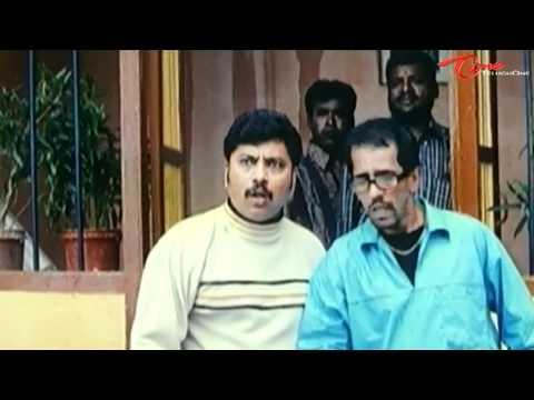 Comedy Scene Among Sikanth Gang & Trisha
