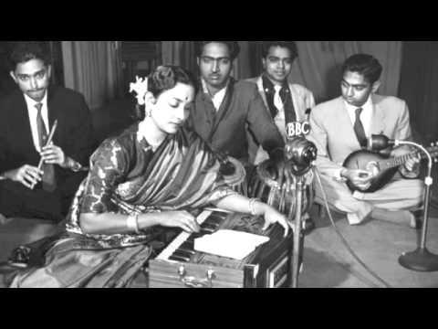 Geeta Dutt : Meri naiyaa hain majdhaar: Film - Anjaam (1952)