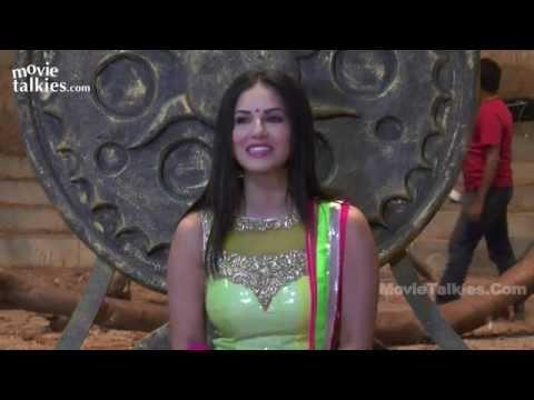 Sunny Leone's On Location Video Leaked | Ek Paheli Leela