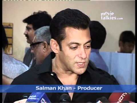 Salman: 'Tax free idea is to get more children to see 'Chillar Party'