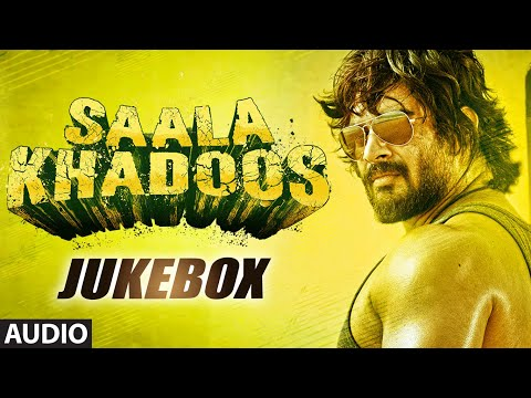 SAALA KHADOOS Full Songs (AUDIO JUKEBOX) | R. Madhavan, Ritika Singh | T-Series