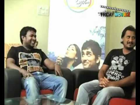 Oh My Friend: Star talk - Siddharth, Rahul Raj & Venu