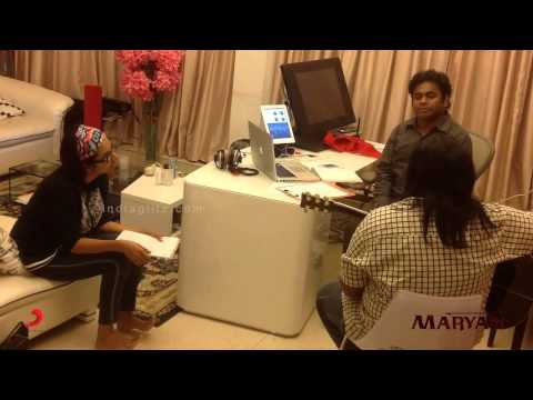 Maryan - Making of Yenga Pona Rasa