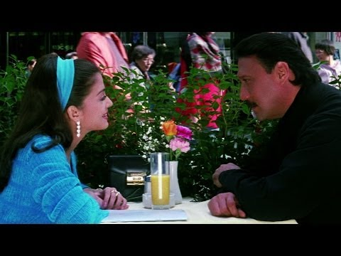 Aishwarya Rai And Jackie Shroff In Love - Albela