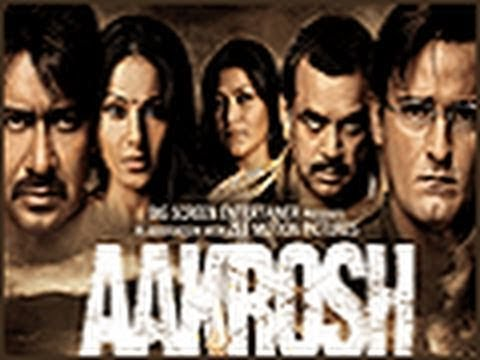 Aakrosh - Ajay Devgn, Akshaye Khanna & Bipasha Basu - Latest BollywooD Full Length Movie - HQ