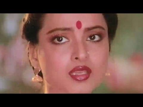 Manzil Thi Kahi - Rekha, Vinod Mehra, Ram Tere Kitne Naam Song