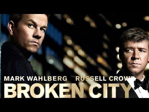 Broken City Trailer (2013)