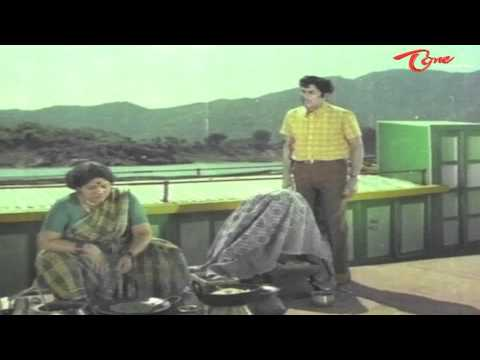 Suryakantham Funny Punishment To Rajababu - Comedy Scene