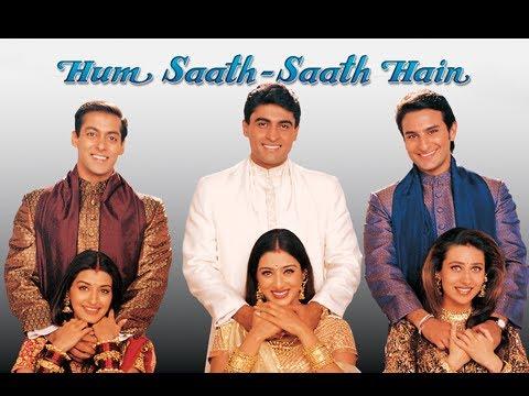 Hum Saath Saath Hain - Full Length Bollywood Movie