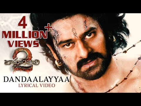 Dandaalayyaa Full Song With Lyrics - Baahubali 2 Song